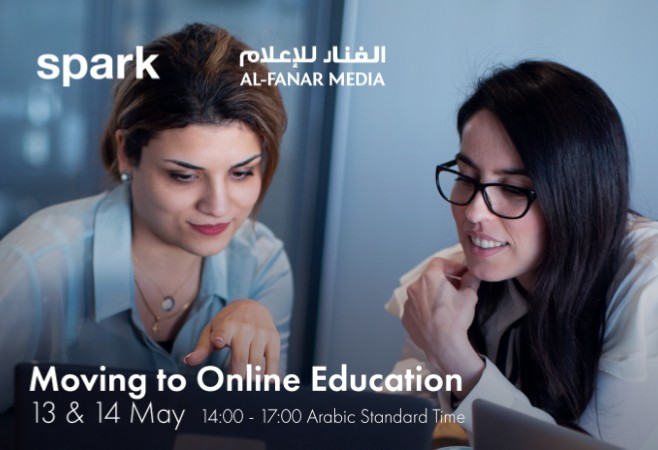 Online conference on transitioning to online education during the pandemic